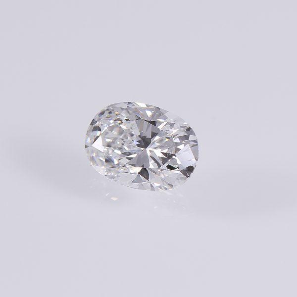 Természetes gyémánt VS1 D 0.72