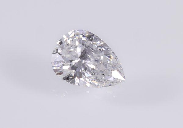 Természetes gyémánt IGI SI2 F 0.45